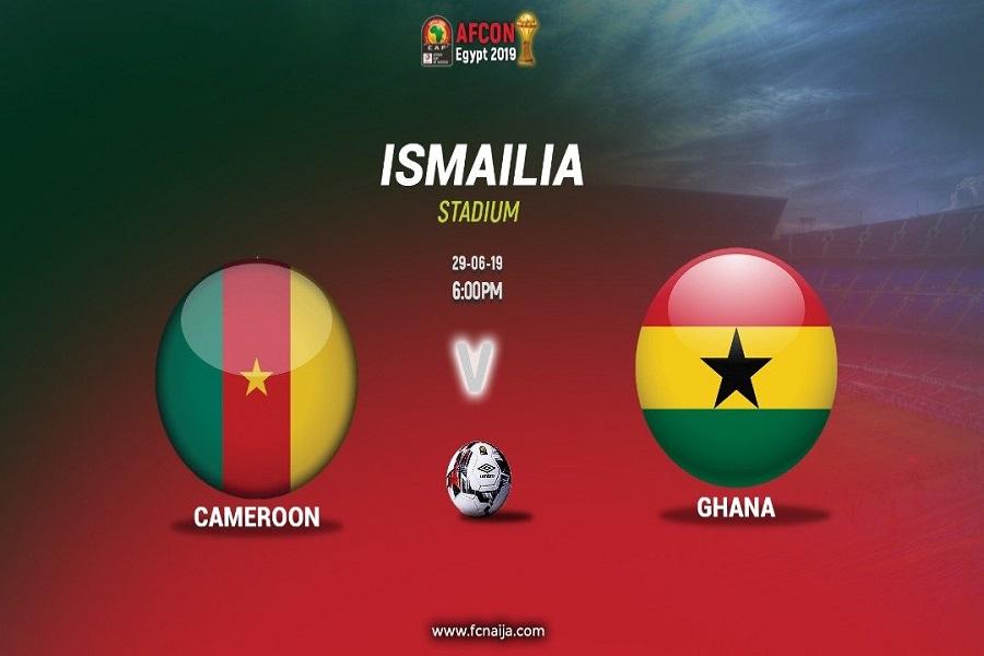 CAN Egypte 2019 : le Cameroun et le Ghana finissent avec un nul, vivez l'intégralité du match.