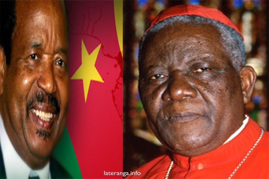 Conférence générale anglophone : Bientôt un an que Paul Biya avait promis un rendez-vous au cardinal Christian