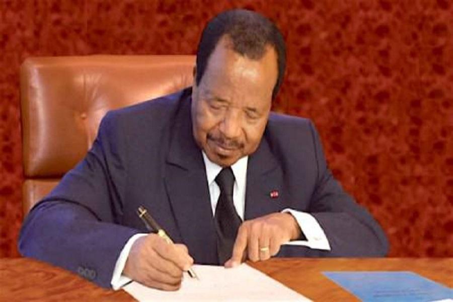 Paul Biya décrète une journée de deuil national en mémoire des 17 militaires tués à Darak (document)