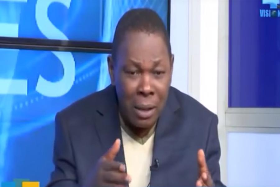 Jeté à l'eau chaude des réseaux sociaux, Cabral Libii se fait  secourir par Dieudonné Essomba