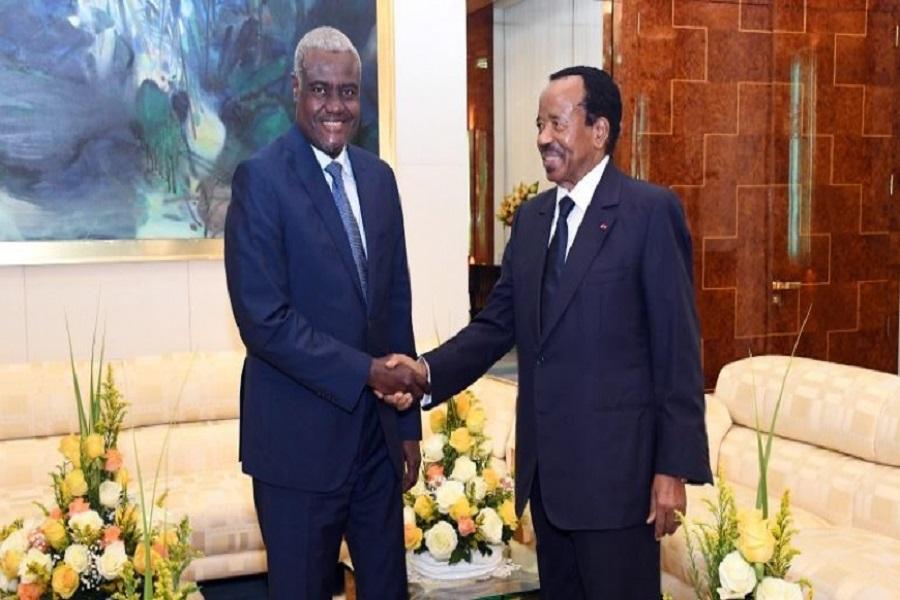 Emprisonnement de Kamto et Cie : l'Union Africaine donne sa position