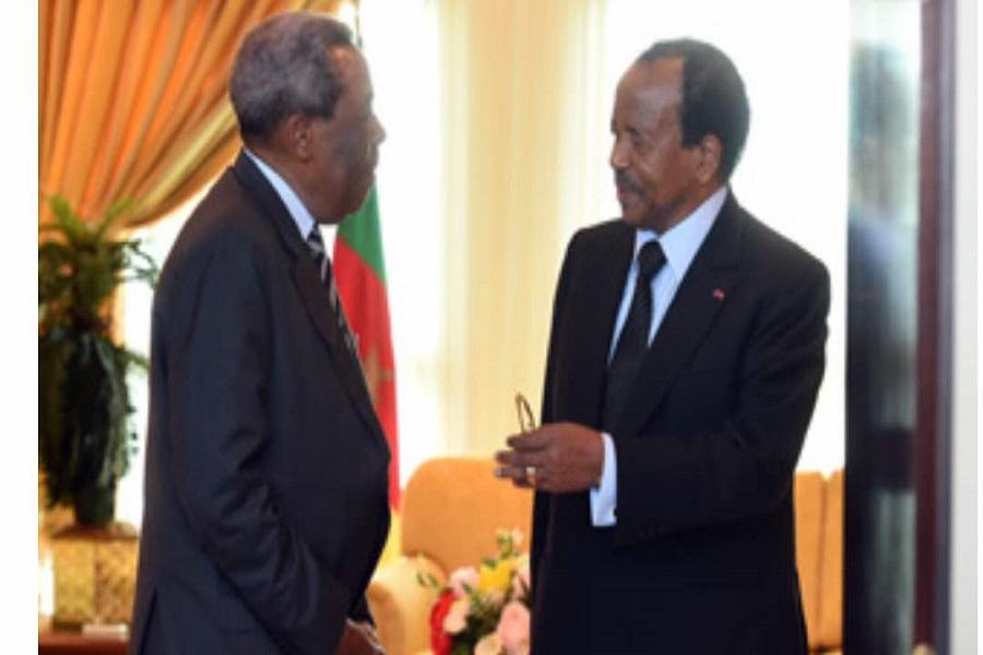 Cameroun : manifestations à Genève : le président du SENAT et autres leaders de l'Ouest invitent les ressortissants Bamiléké à respecter Paul Biya.