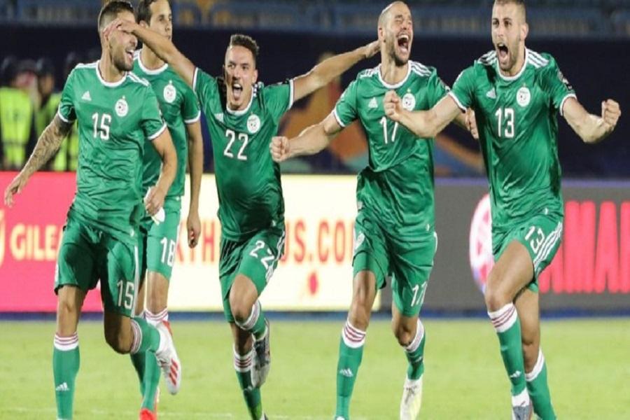 CAN 2019 : L'Algérie possède la faveur des pronostics