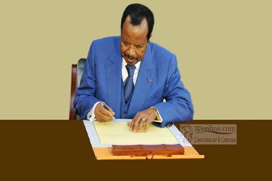 Cameroun : Paul Biya proroge pour la deuxième fois le mandat des conseillers municipaux