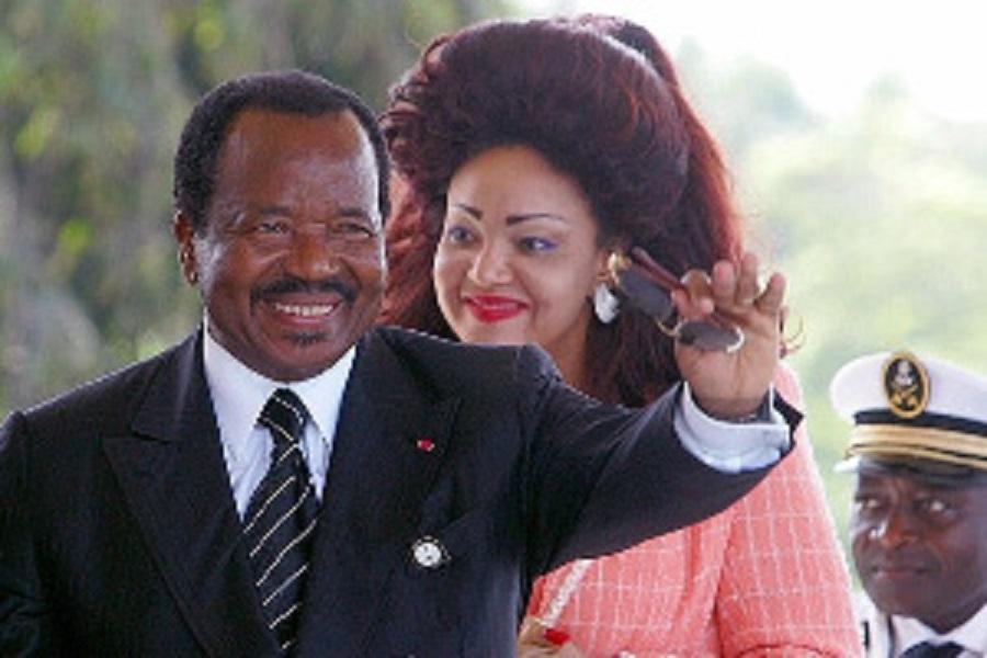 Yaoundé : Jacques Fame Ndongo fait venir 10.000 personnes du Sud pour accueillir  Paul et Chantal Biya