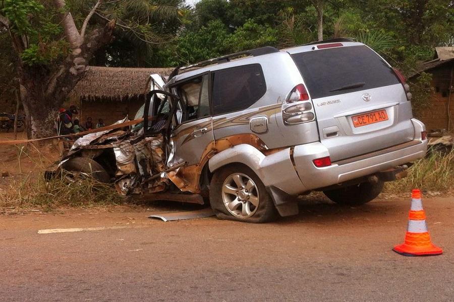 Cameroun : 7 personnes échappent à la mort dans le département du Mungo.