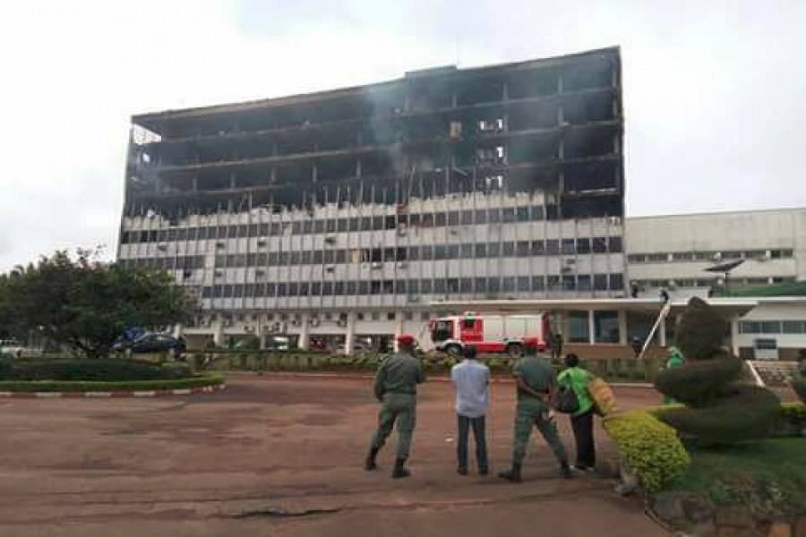 Cameroun : la construction du nouveau siège de l'Assemblée Nationale prête à décoller