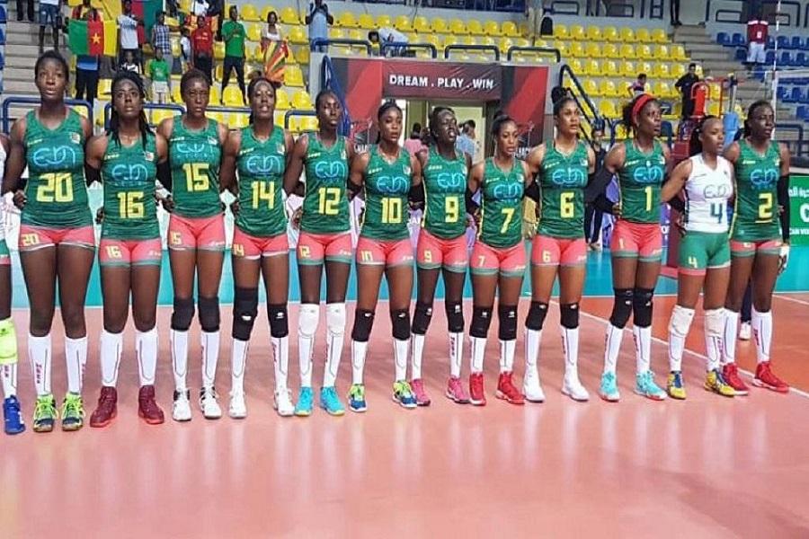 Cameroun : 2e titre de champion d'Afrique pour les Lionnes Indomptables du volley-ball