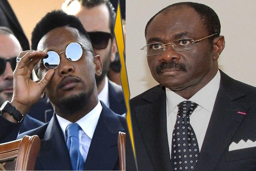Limogeage de Clarence Seedorf : L'ami de Samuel Eto'o, Ernest Obama souhaite que le président  Biya limoge (aussi)le ministre Kombi Mouelle
