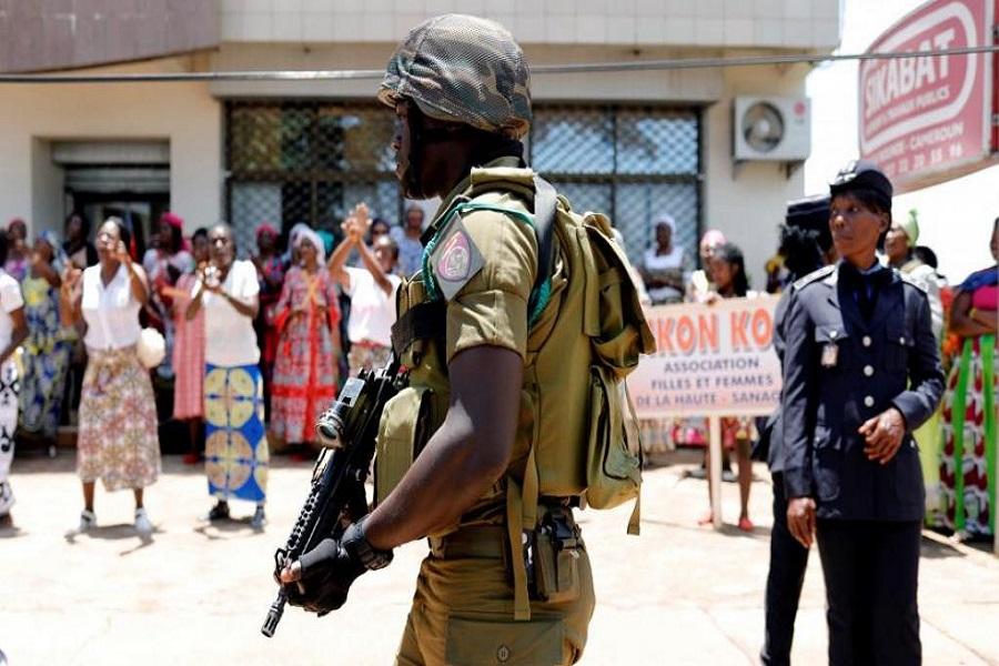 Cameroun : 2 gendarmes tués dans un combat contre les sécessionnistes.