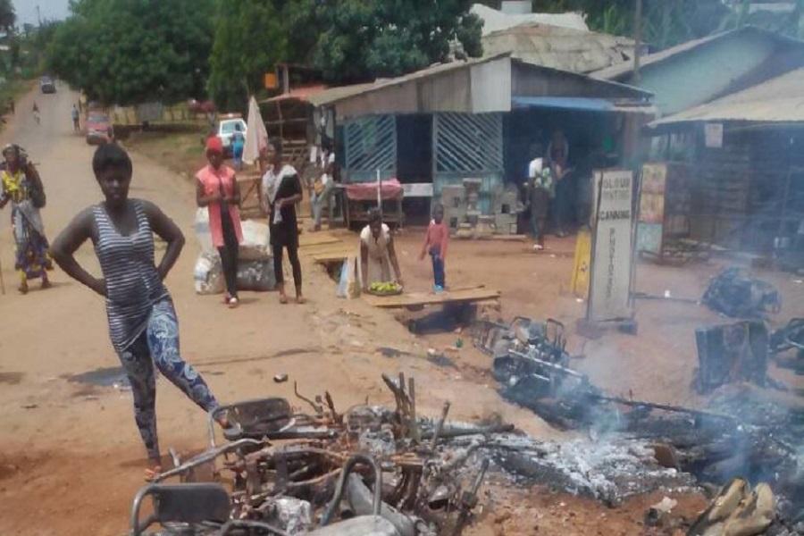 Cameroun : Human Rights Watch taxe les séparatistes, d'enlèvement et de torture