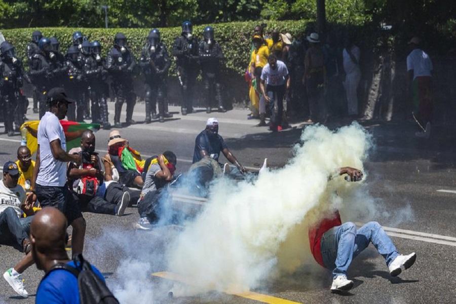 Cameroun : après Genève, les activistes de la Diaspora annoncent une autre marche vers l'ONU.