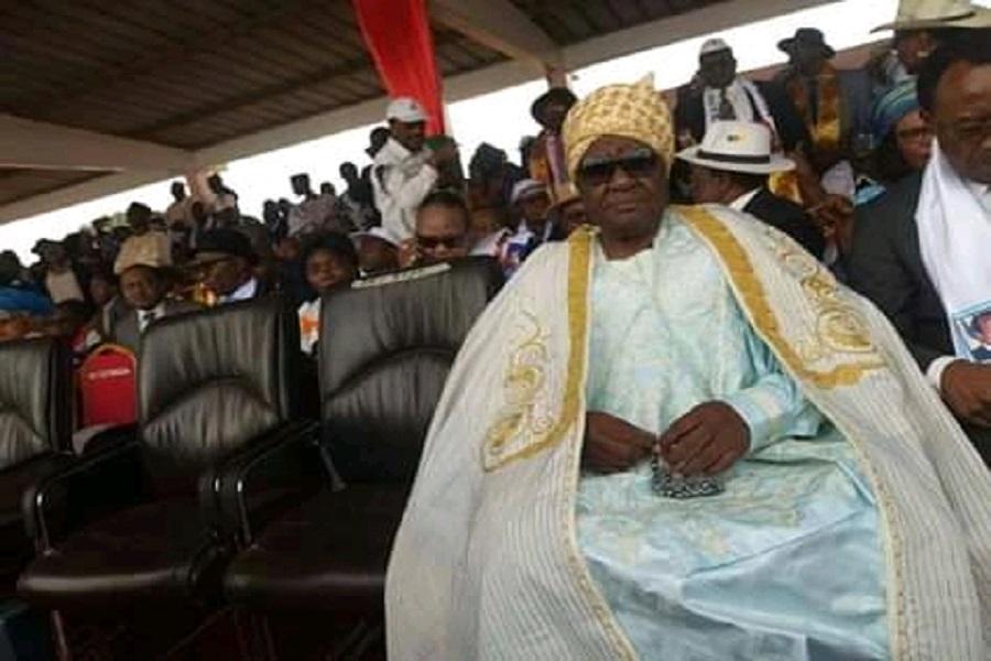 Cameroun : ce que le sultan Ibrahim Mbombo Njoya a dit à Bafoussam