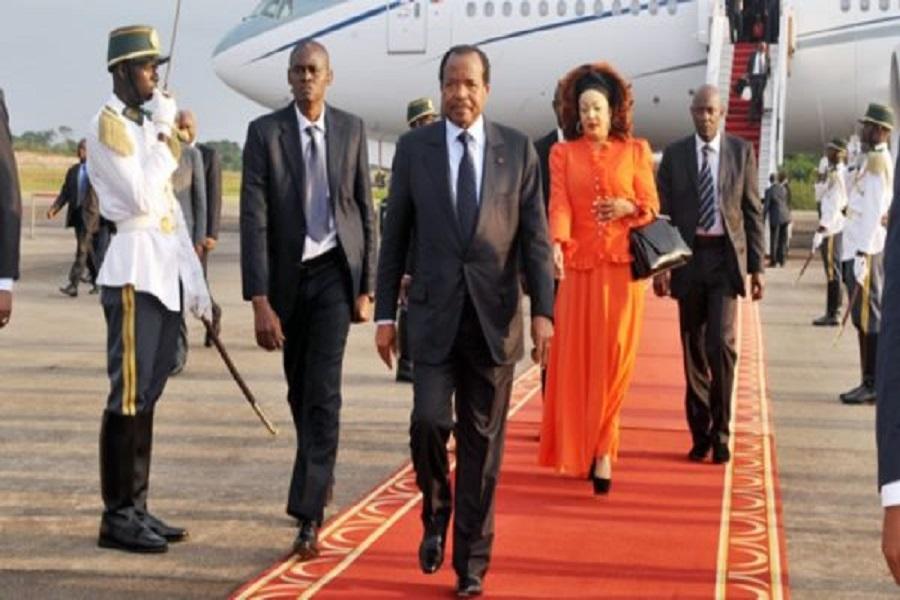 Selon le site de la Présidence de la République, le retour de Paul Biya  est une leçon de patriotisme