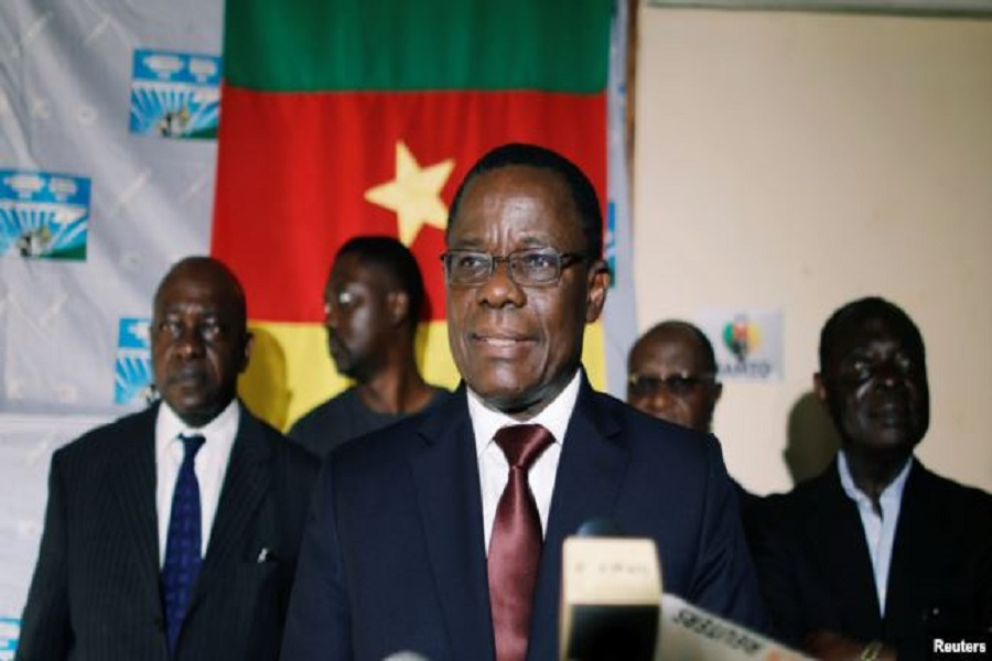 Brouille Olivier Bibou Nissack et Sosthène Médard Lipot sur la communication du MRC : La coalition autour de Maurice Kamto tranche