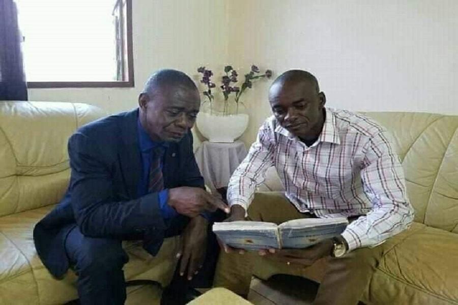 Brouille-Le Pr Nkou Nvondo menace : réaction de Cabral Libii