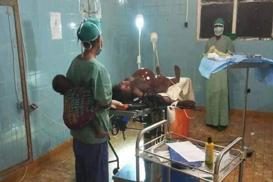 Cameroun : Cette image d'une salle opératoire dans un hôpital qui provoque l'émoi