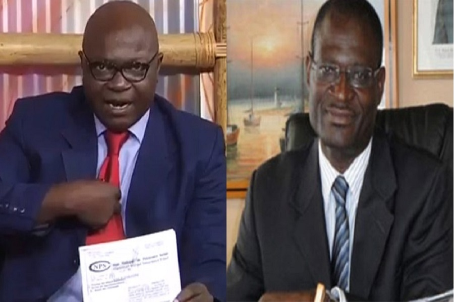 Affaire de calomnie et diffamation : Mekulu Nvondo prêt à tout lâcher si Chantal Roger Tuilé demande publiquement  pardon