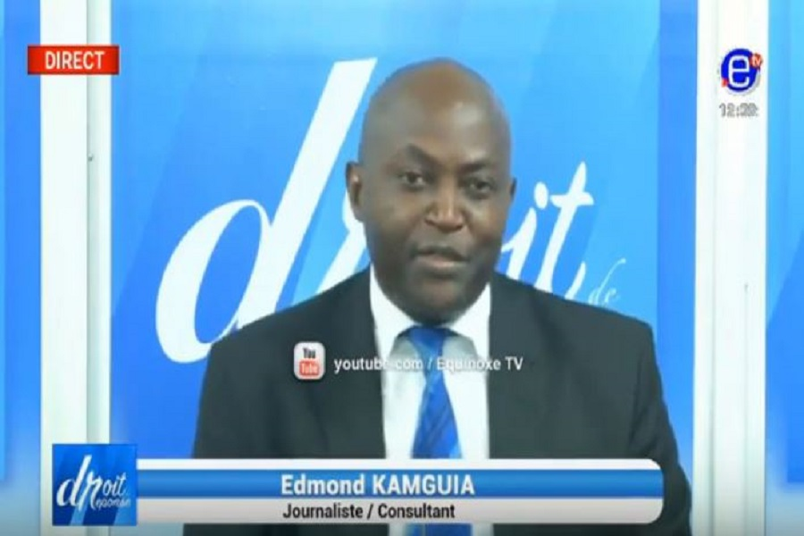 Cameroun : « les ambassadeurs dans le noir à Yaoundé », Edmond Kamguia s'enflamme