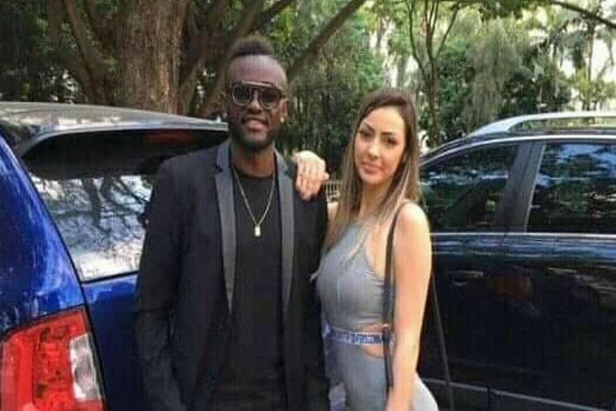 L'international Camerounais Joël Tagueu va se marier à une brésilienne