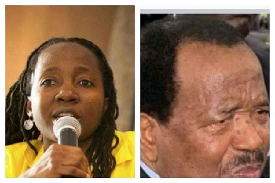Cameroun : Kah Walla appelle à un soulèvement « non violent » pour balayer le régime de Paul Biya