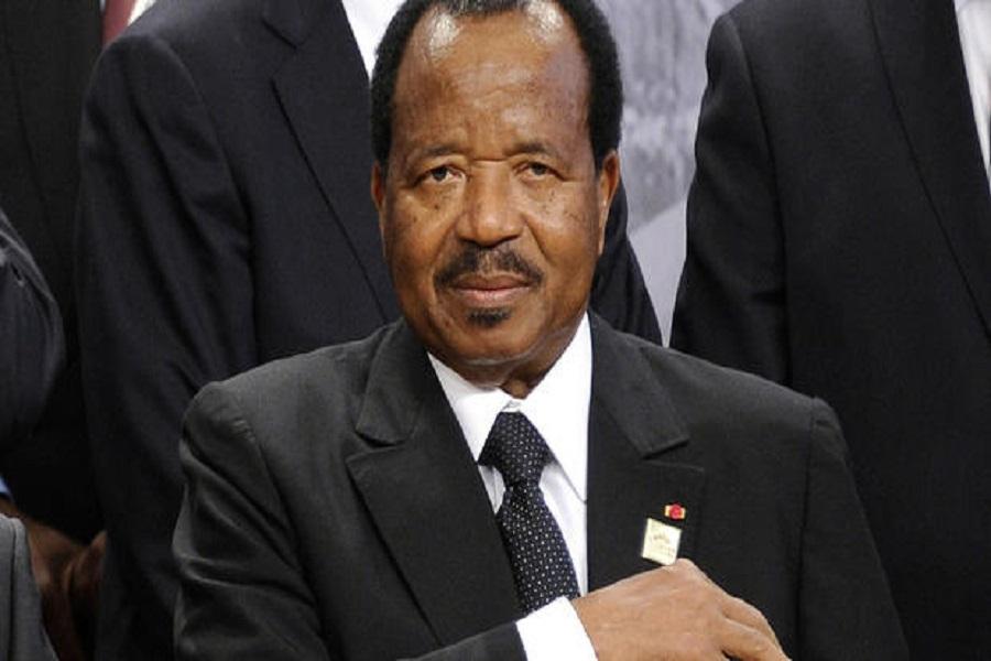 Crise  anglophone : Paul Biya déterminé à vaincre les sécessionnistes