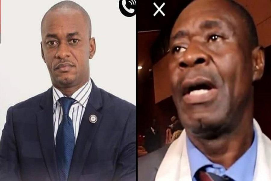Cameroun : Nkou Mvondo se dit prêt à Fumer le calumet de la paix avec Cabral Libii