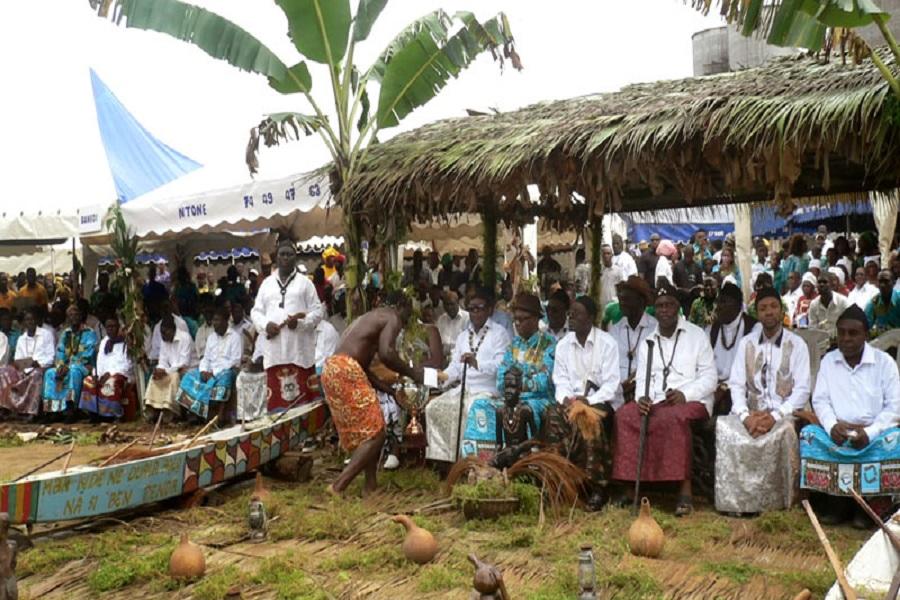 Cameroun : comme prévu, les chefs Sawa ont implorer les ancêtres pour la paix nationale ce dimanche