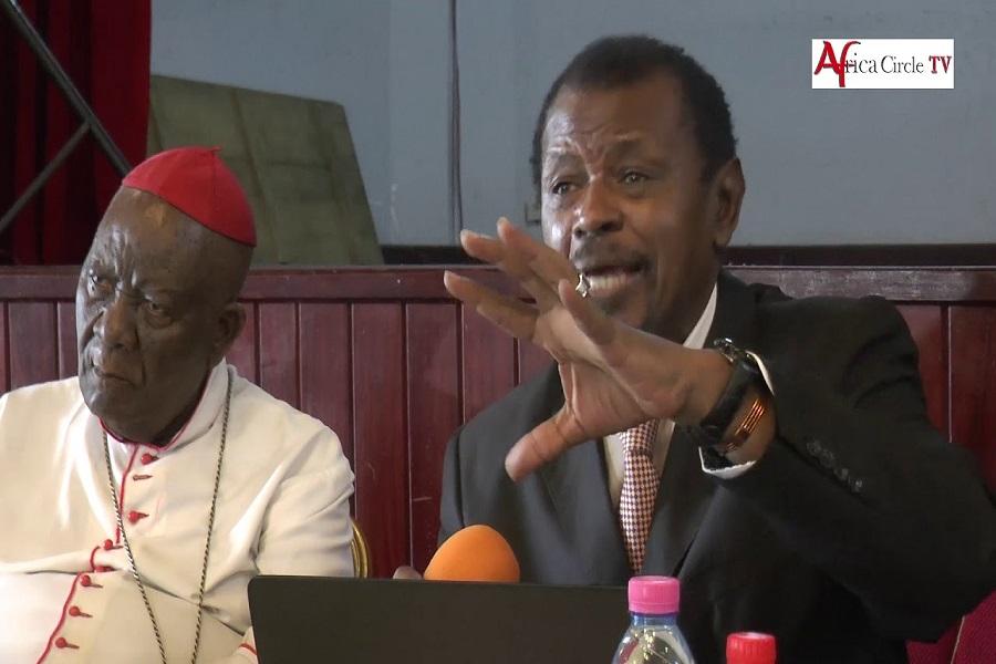 Douala: un meeting pour la paix en zone anglophone de Jean Jacques Ekindi, autorisé puis interdit