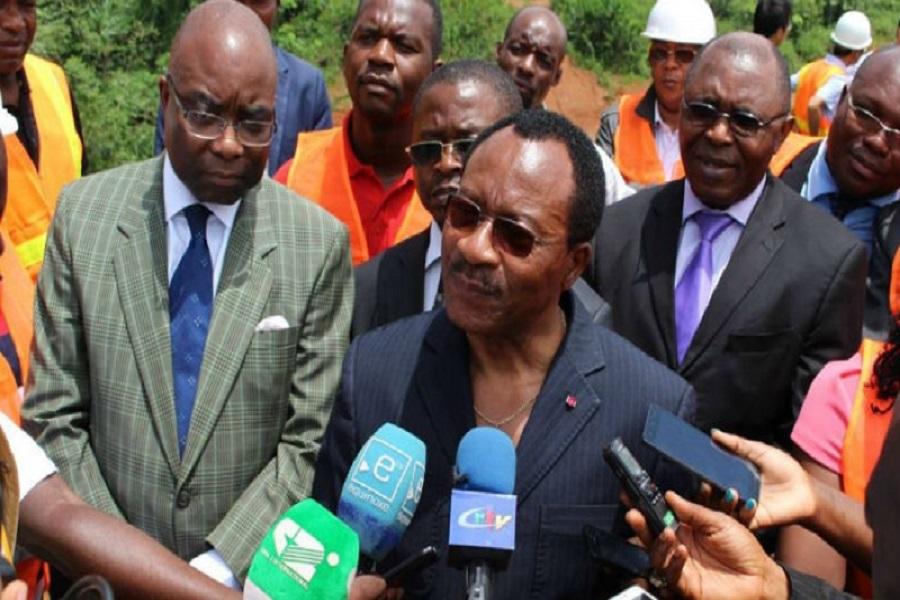 Embouteillages sur pénétrante Est de la ville de Douala : Le ministre accuse les chinois