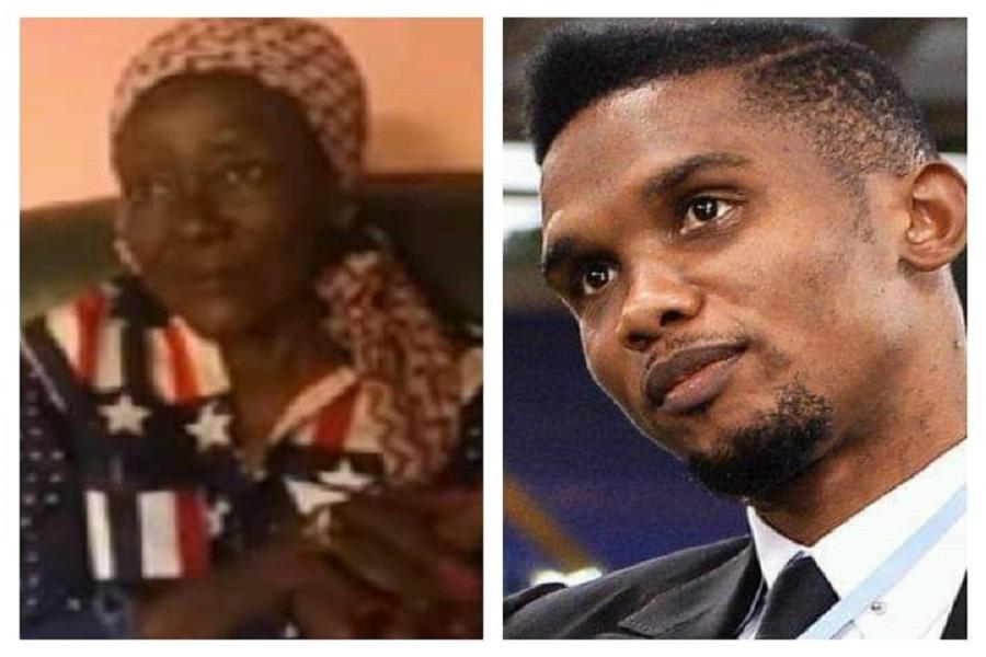 Terrassée par  un diabète depuis plus de 15 ans, Mama Nguea implore l'aide de Samuel Eto'o