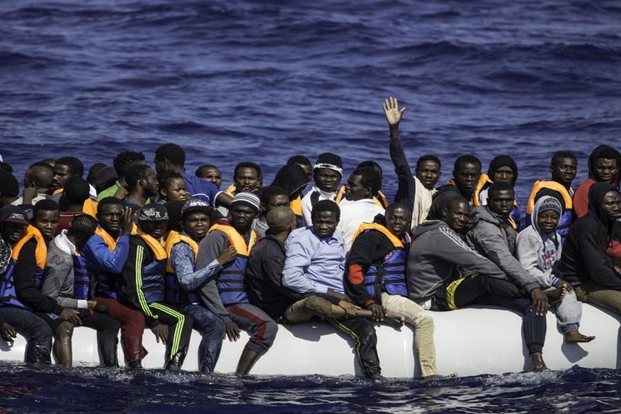 Cameroun-immigration : Une centaine de migrants secourus au large du Cameroun