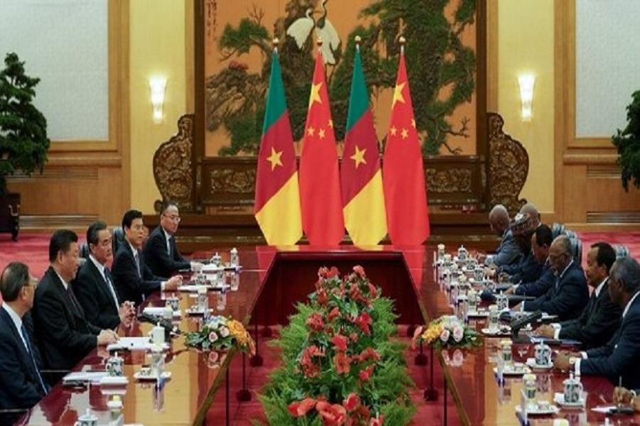 Cameroun-zone de crise : la chine fait un don d'une valeur de 1.6 milliards de franc