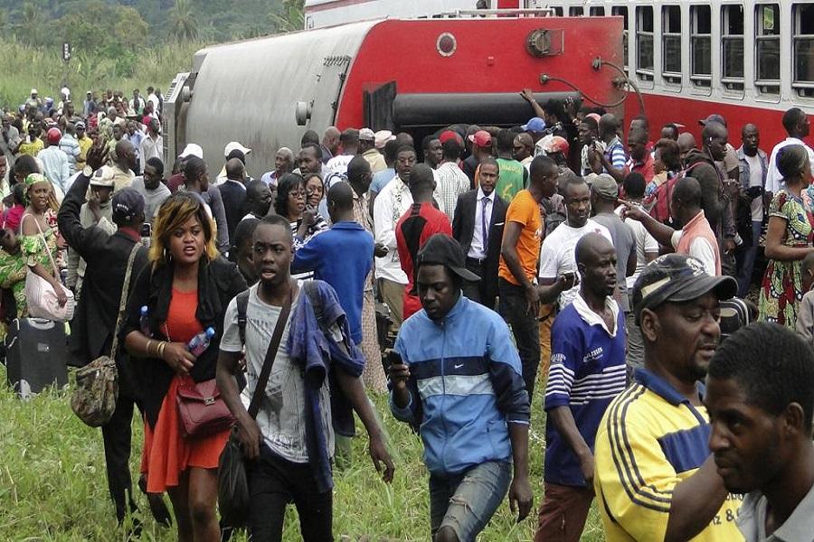Accident ferroviaire d'Éséka : Le  don d'un milliard du président Paul Biya fait polémique