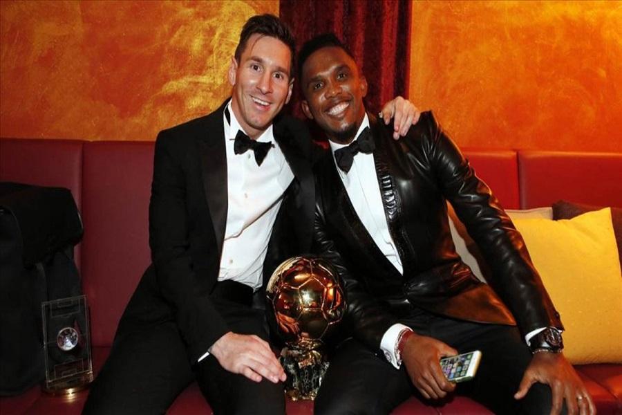 Retraite de Samuel Eto'o : Lionel Messi taquine son ancien coéquipier
