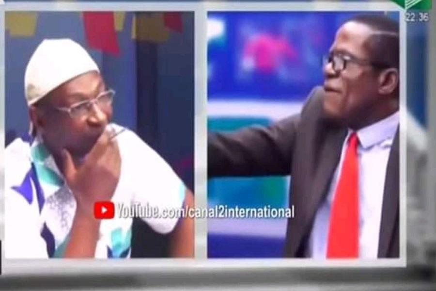 Emission L'Arène : Le prof Bahebeck humilie en direct un partisan de Paul Biya et le qualifie d'«ordures »