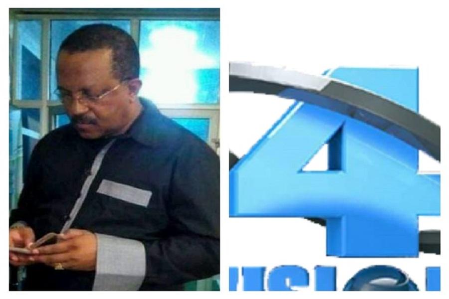George Gilbert Baongla est fatigué d'être suivi partout par les cameras de Vision 4