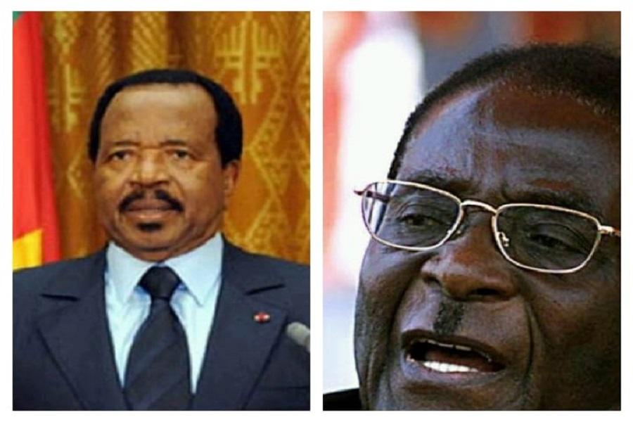 Décès de Robert Mugabe : Paul Biya écrit « Il fut un panafricaniste convaincu »