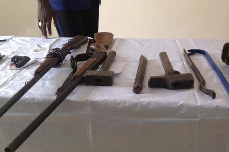 Cameroun-insécurité : une arme retrouvée dans un Lycée à l'Ouest