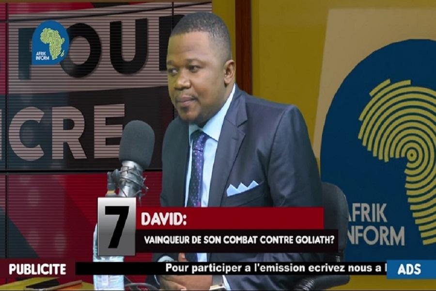 Média : Après Vision 4, David Eboutou rebondit à Équinoxe comme consultant