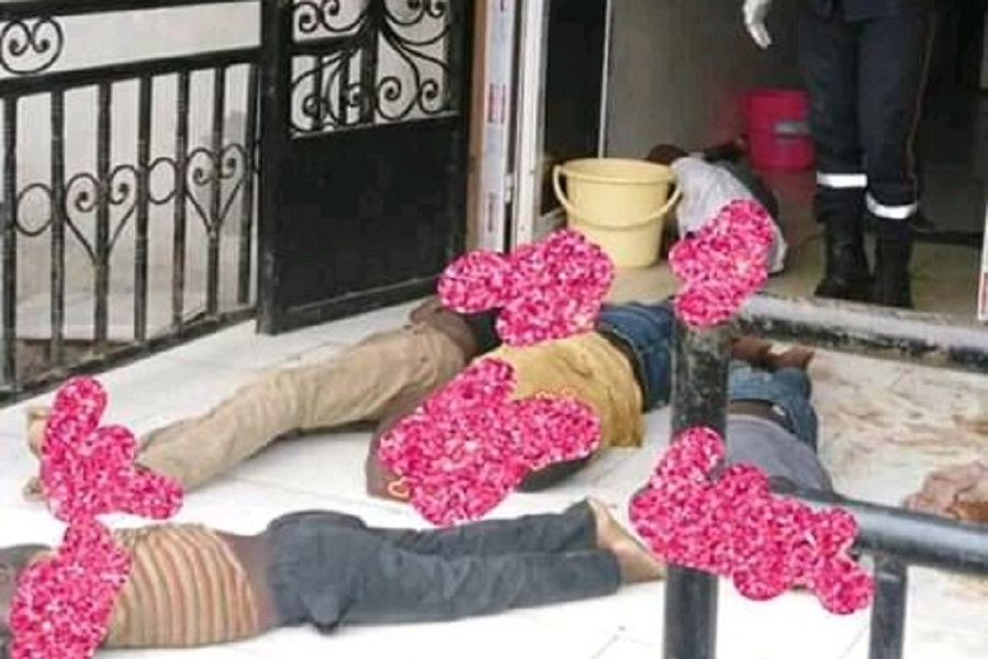 Cameroun-drame : 5 enfants retrouvés morts à Yaoundé