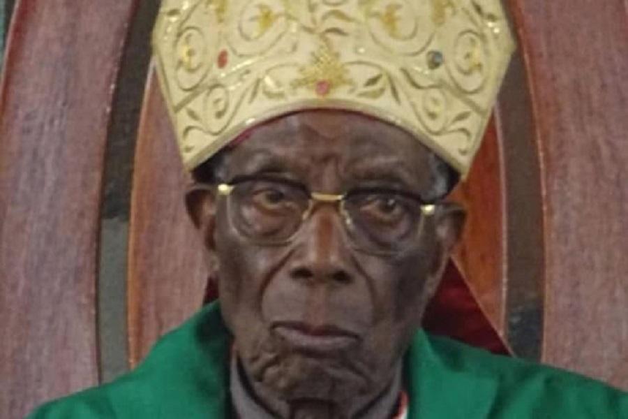 Nécrologie : Mgr Athanase Bala, doyen des évêques, est décédé à l'âge de 92 ans