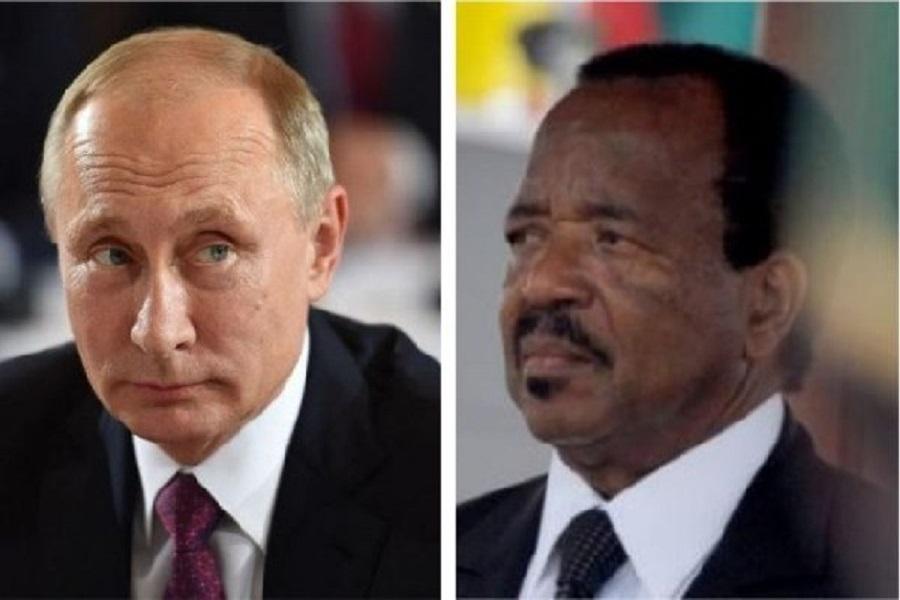 Le président Paul Biya est attendu à Sotchi pour le sommet Russie-Afrique