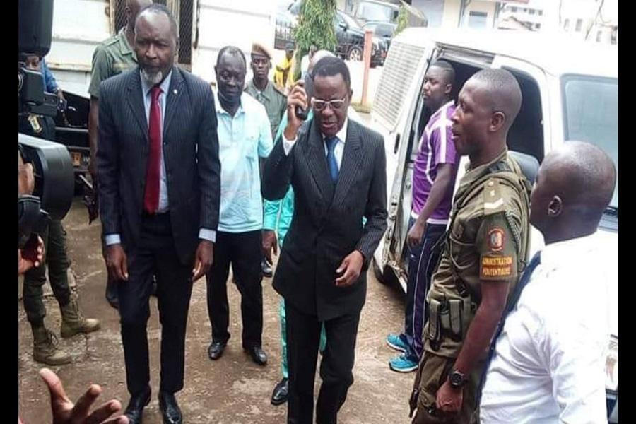 Urgent : Maurice Kamto est libre, le tribunal militaire a  prononcé l'arrêt des poursuites après 9 mois de détention