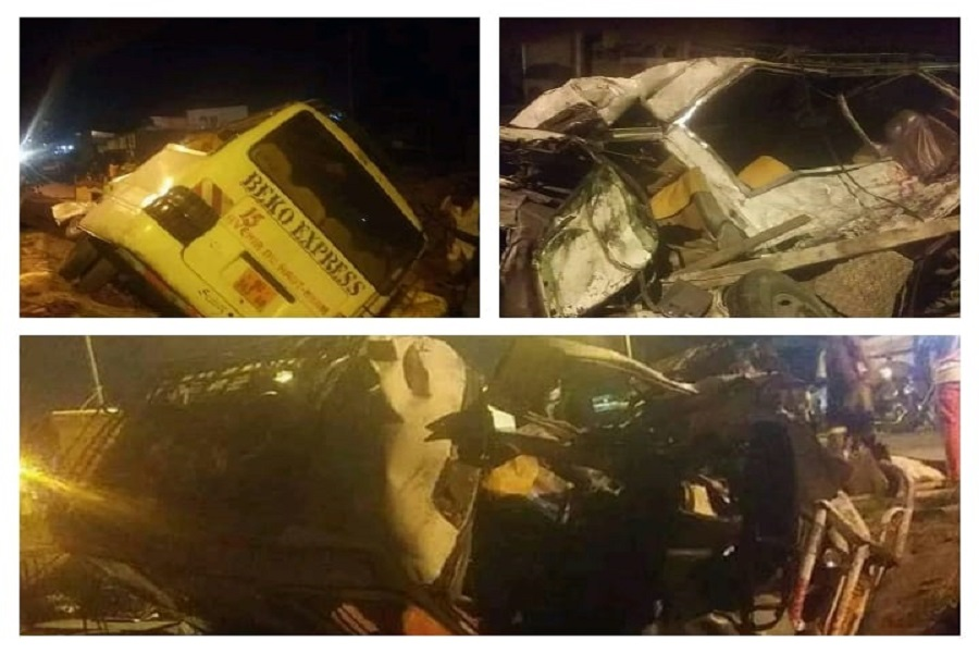Drame : Un grave accident de la route fait des morts à Bonaberi