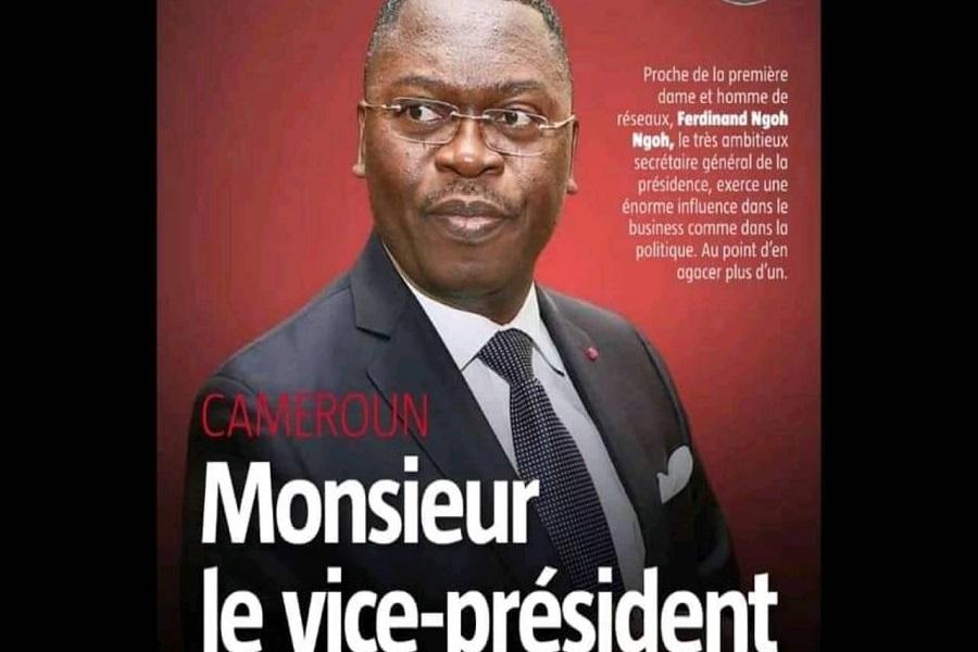 Révélation : Selon Jeune Afrique,  c'est Ferdinand Ngoh Ngoh qui a ordonné l'arrestation de Maurice Kamto et de Edgar Alain Mebe Ngo'o