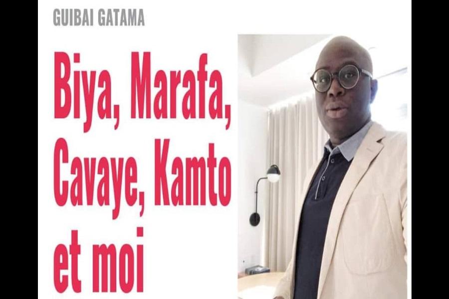 Cameroun : « Le palais présidentiel n'est l'héritage de personne », Guibai Gatama, DP L'œil du Sahel