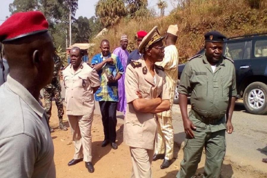 Cameroun : le gouverneur du Nord-ouest a échappé à une attaque sécessionniste