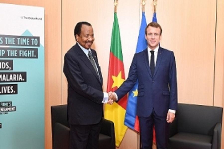 Coopération : Paul Biya lève un pan de voile sur le contenu de l'entretien avec Emmanuel Macron