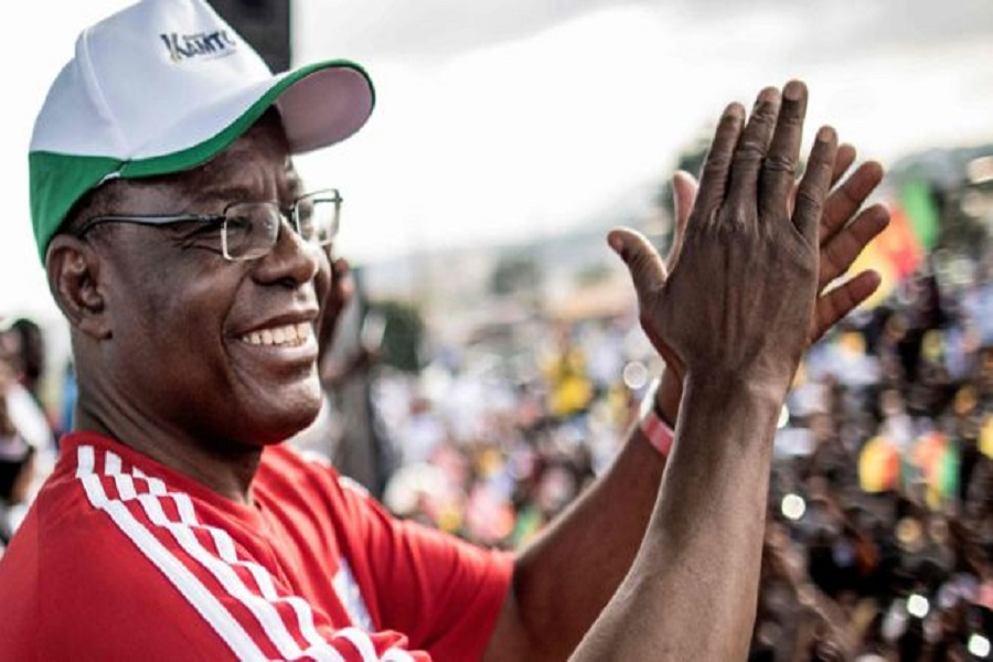 Maurice Kamto après sa libération : « Je vous avais dit que je ne vous trahirai jamais… »